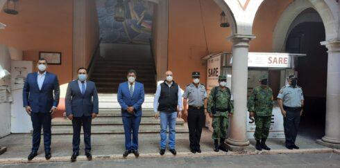 SE FORTALECE SEGURIDAD EN FRESNILLO CON LA ENTREGA DE CINCO PATRULLAS EQUIPADAS Y REMODELACIÓN DEL C-4