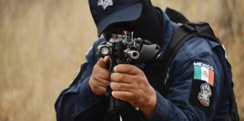 SSP EN ACCIONES DE REFORZAMIENTO DE LA SEGURIDAD EN FRESNILLO ASEGURÓ DOS VEHÍCULOS Y ARMAMENTO
