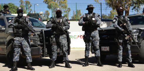 METROPOL Y POLICÍA PREVENTIVA DE FRESNILLO, DETUVIERON A CUATRO PERSONAS POR EL PROBABLE DELITO DE HOMICIDIO Y AGRESIÓN A CORPORACIONES