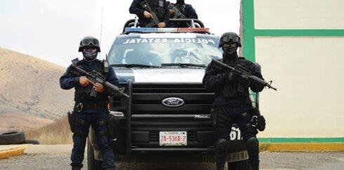 DETIENE POLICÍA ESTATAL A UN HOMBRE POR LA POSESIÓN DE PROBABLE MARIHUANA