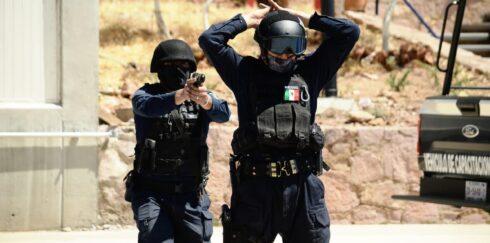 CAPACITA SSP A POLICÍAS MUNICIPALES