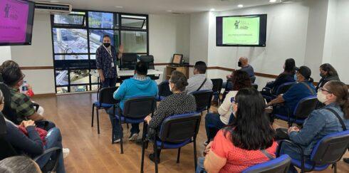 CAPACITAN A PERSONAL DEL 911 PARA BRINDAR ORIENTACIÓN DURANTE EL PROCESO ELECTORAL