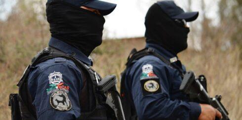 EN GUADALUPE POLICÍA ESTATAL DETUVO A UNO POR CONTAR CON UNA ORDEN DE APREHENSIÓN VIGENTE