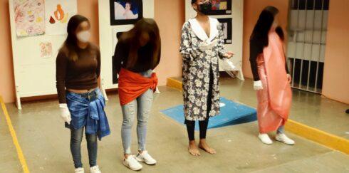 TRAS CONVENIO ENTRE SSP, AYUNTAMIENTO DE ZACATECAS Y UAZ IMPARTEN TALLERES A PPL DEL CERERESO FEMENIL