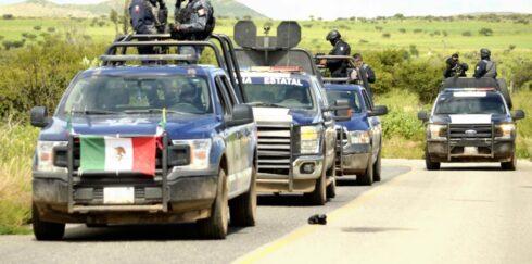 SSP DETUVO A CUATRO EN JEREZ; UBICÓ Y DESTRUYÓ UN CAMPAMENTO DE UN GRUPO DELINCUENCIAL